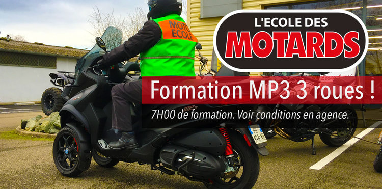 Formation MP3